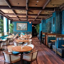 The Polynesian, the hotel restaurant
